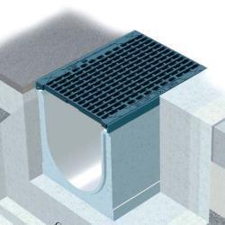 rigole beton